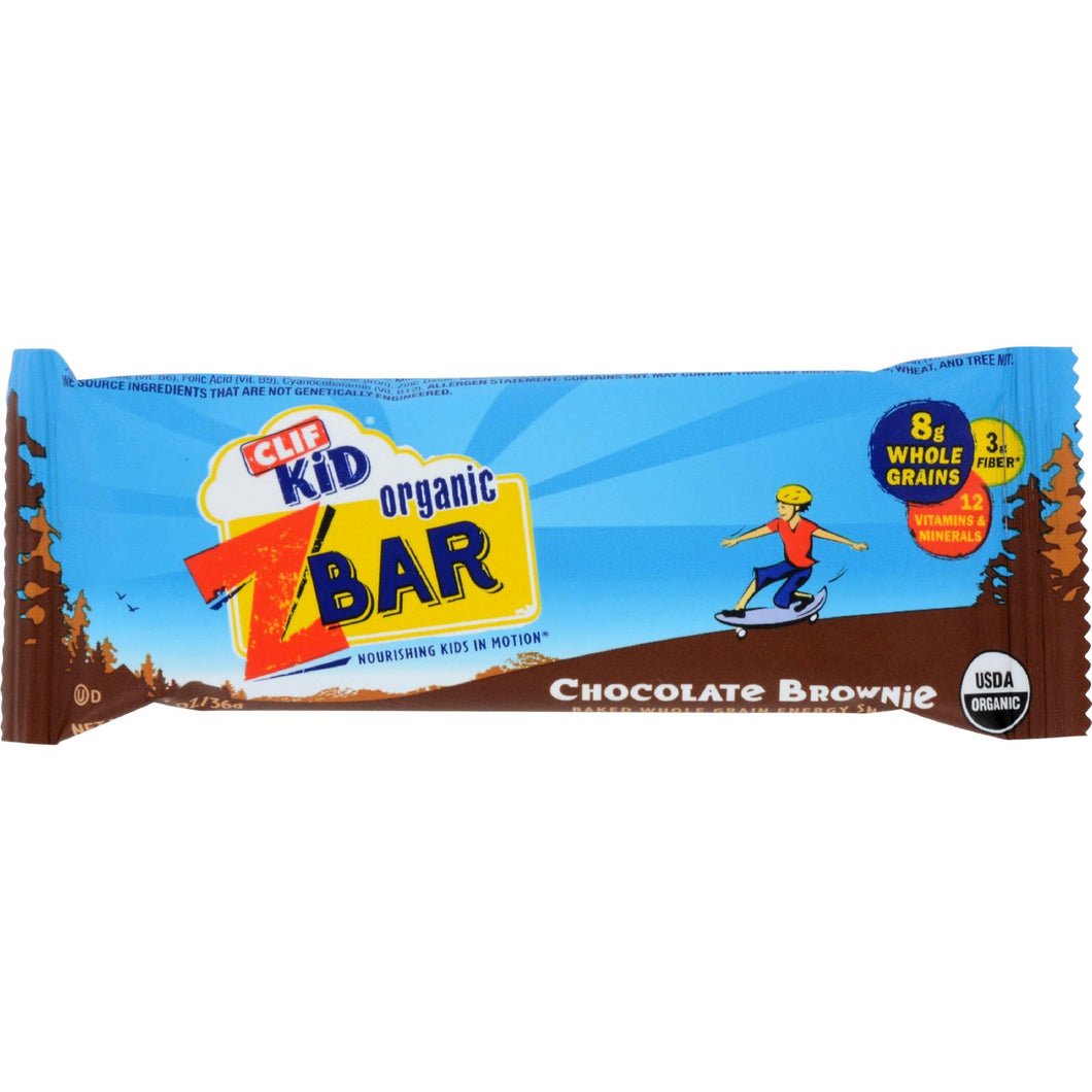 Clif Bar Zbar - Organic Chocolate Brownie