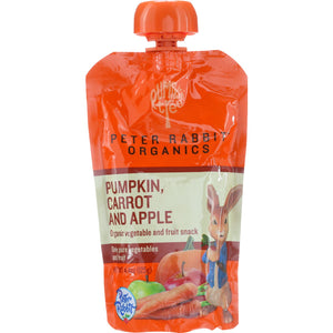 Peter Rabbit Organics Baby Food - Organic - Vegetable and Fruit Puree -  -