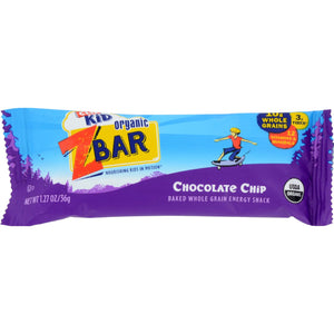 Clif Bar Zbar - Organic Chocolate Chip