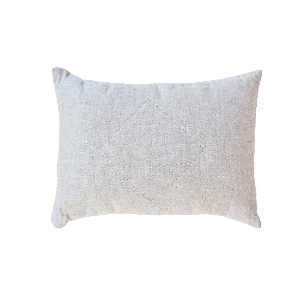 Organic Tiny Toddler Pillow by Wholesome Linen