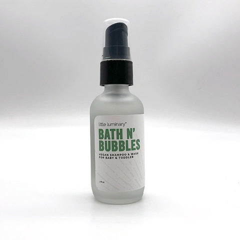 Bath & Bubbles by Little Luminary