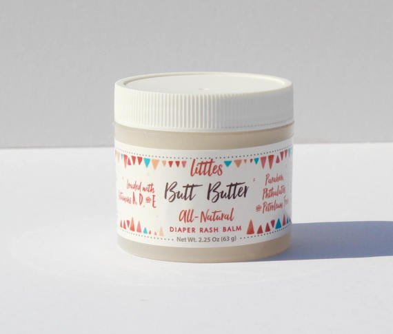 Butt Butter Sample by Littles Skincare