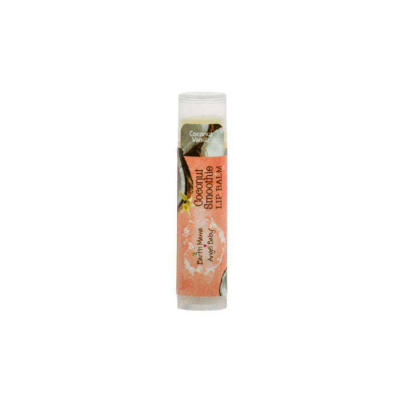 Coconut Smoothie Lip Balm by Earth Mama Organics