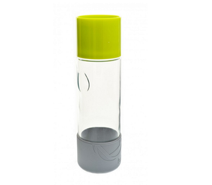 Daytripper Glass Water Bottle by Full Circle Home