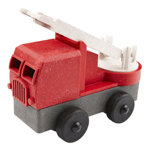 Red Fire Truck by Luke's Toy Factory