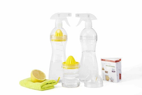 Come Clean Natural Cleaning Set by Full Circle Home