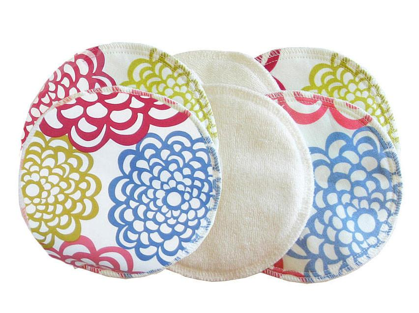Glitzy Gals Washable Nursing Pads Set - Fresh Bloom by Itzy Ritzy
