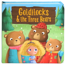 Goldilocks & the Three Bears by Cottage Door Press