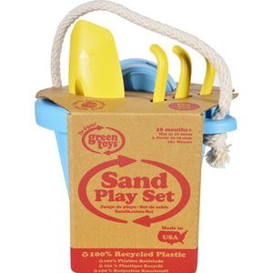 Sand Play Set by Green Toys