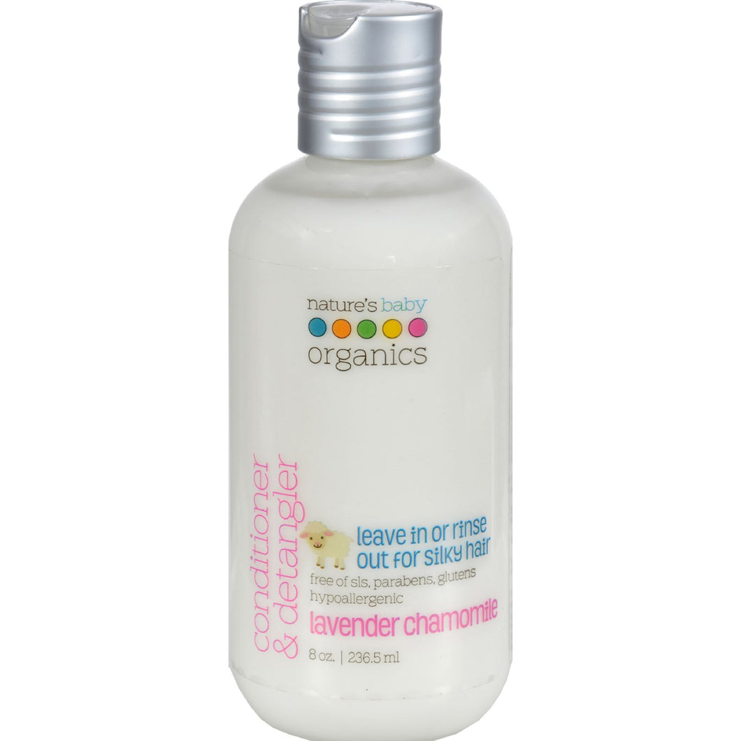 Nature's Baby Organics Conditioner and Detangler