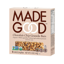 Made Good Granola Bars - Case of 6 - 5 oz.