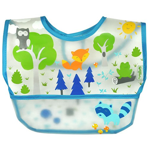 Green Sprouts Bib