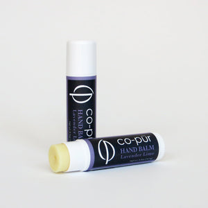 Lavender Lime Hand Balm By Co-Pur