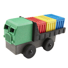 Cargo Truck by Luke's Toy Factory