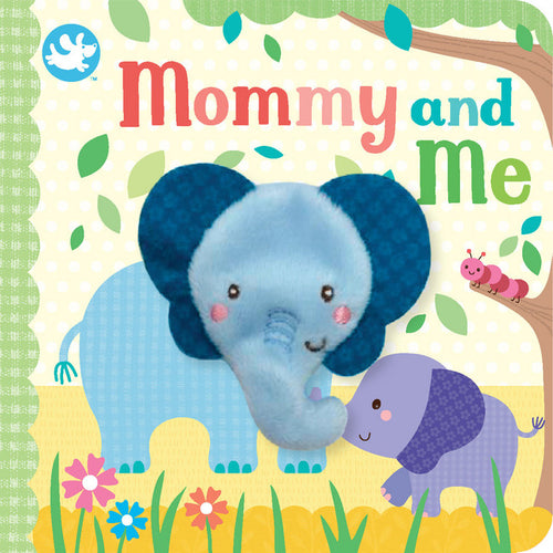 Mommy and Me Finger Puppet Book by Sarah Ward