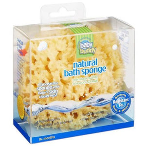 Natural Bath Sponge by Baby Buddy