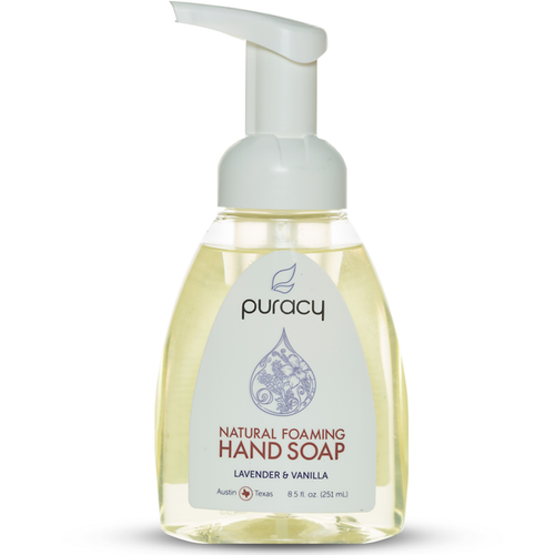 Natural Foaming Hand Soap by Puracy