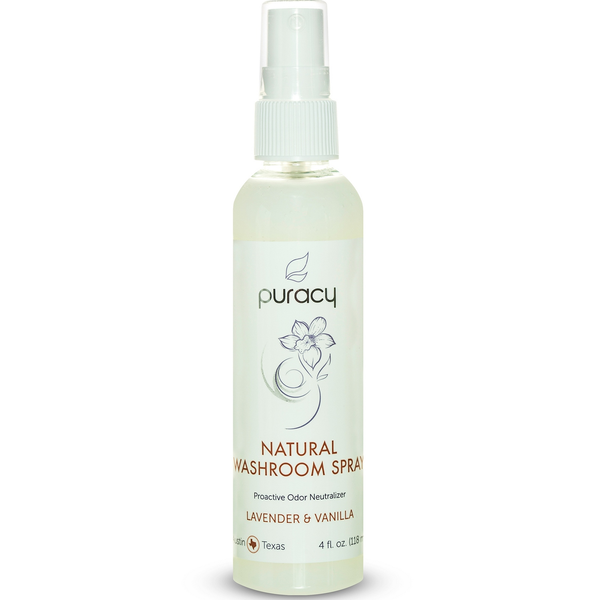 Natural Washroom Spray by Puracy