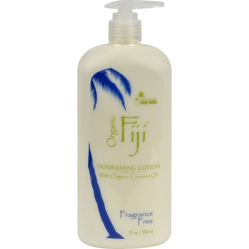 Organic Fiji Nourishing Lotion Fragrance Free - 12 fl oz