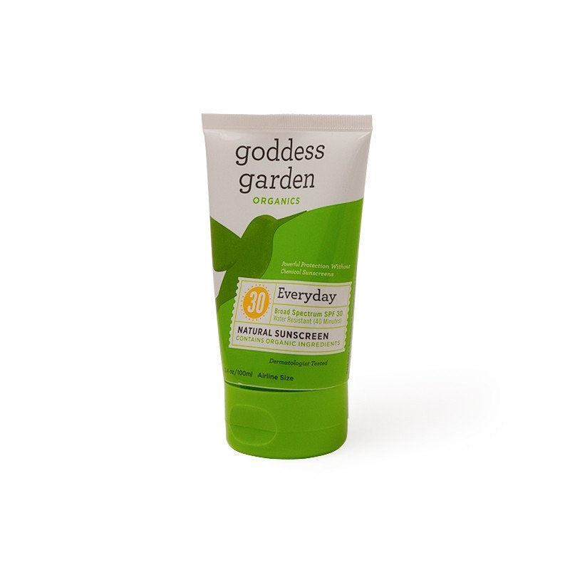 Everyday Natural Sunscreen Lotion by Goddess Garden Organic