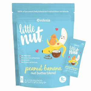 Peanut Banana Nut Butter Blend by Little Nut