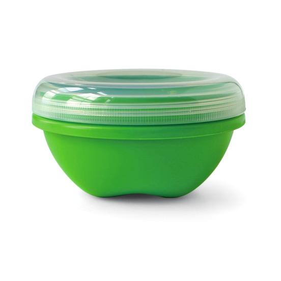 Small Round Food Storage Container by Preserve