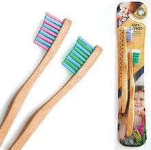 Kids Sprout Toothbrush by WooBamboo! (2-pack)