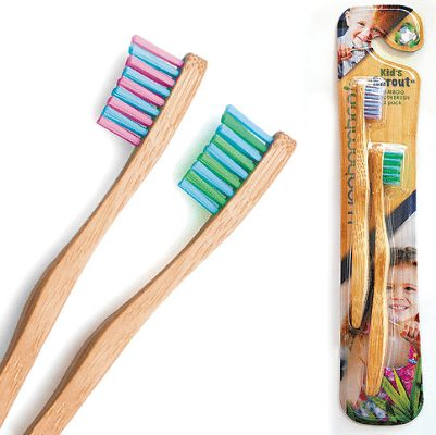Kids Sprout Toothbrush by WooBamboo!