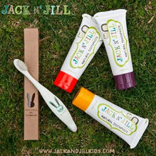 Natural Toothpaste in Blackcurrant Flavor by Jack N' Jill Kids
