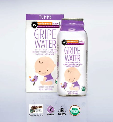 Organic Gripe Water by Wellements Baby