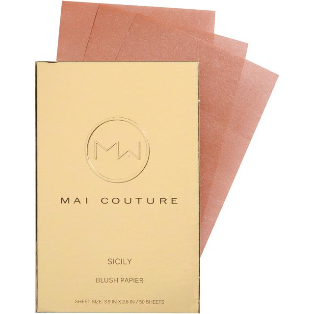 Sicily Blush Papier by Mai Couture