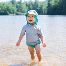 Snap Reusable Absorbent Swimsuit Diaper 12 months by i play