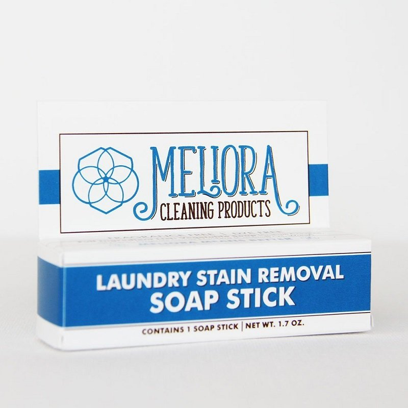 Soap Stick for Laundry Stain Removal by Meliora
