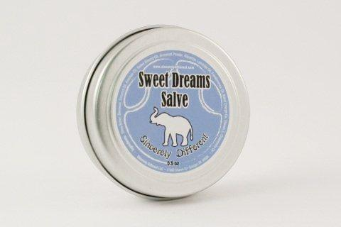 Sweet Dreams Salve by Sincerely Different