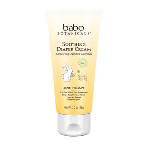 Soothing Diaper Cream by Babo Babo Botanicals