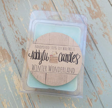 Winter Wonderland Soy Wax by Addylu Candles