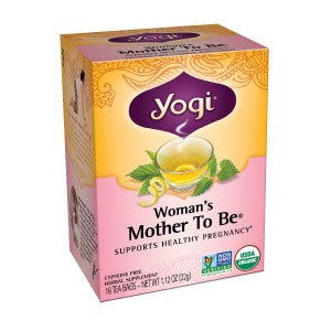 Yogi® Woman's Mother-To-Be® Tea by Starwest Botanicals