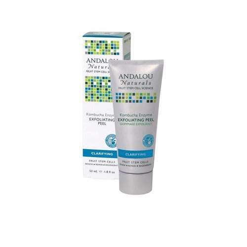 Exfoliating Peel Komb Enzyme by Andalou Naturals- 1.8 oz