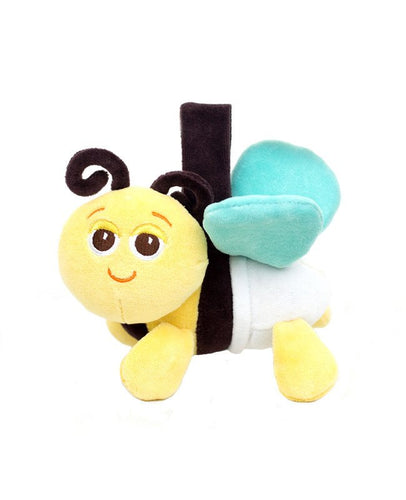 Eco-Buds Organic Take-Along Pals - Bee by Babee Talk