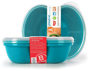 Sandwich Food Storage Container | Set of 2 by Preserve