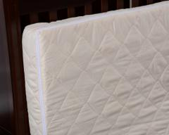 Organic Crib and Toddler Mattress by Bio Sleep Concept