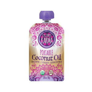 Organic Coconut Oil by Coconut Karma