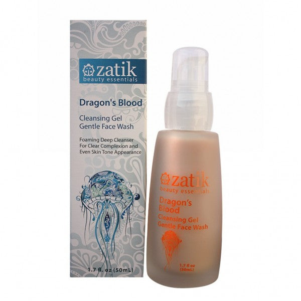 Dragon's Blood Cleansing Gel by Zatik Natural