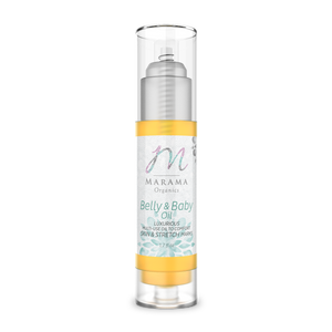 Belly Stretch & Baby Oil by Marama Naturals