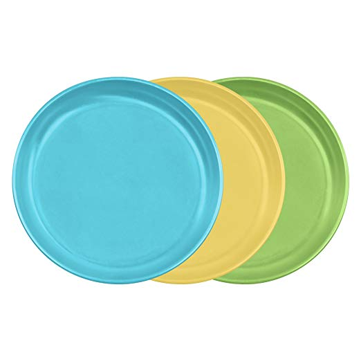 Sprout Ware Plates (Set of 3) by Green Sprouts