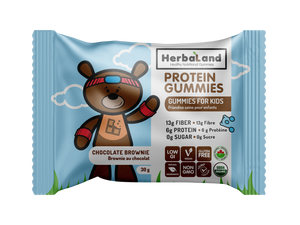 Protein Gummies for Kids by Herbaland