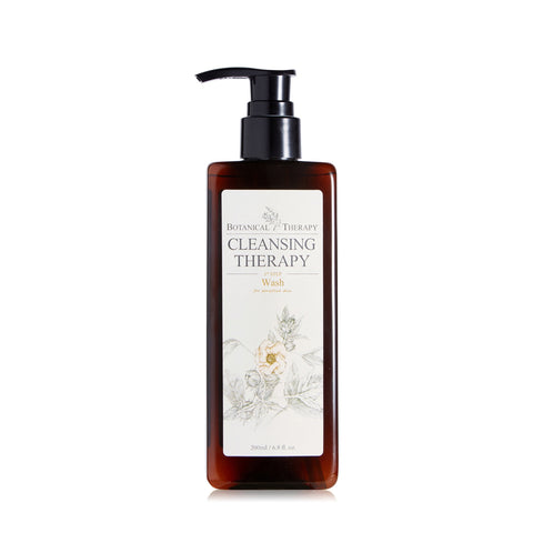 Botanical Therapy Soothing Baby Body Wash with Calendula and Witch Hazel Extract
