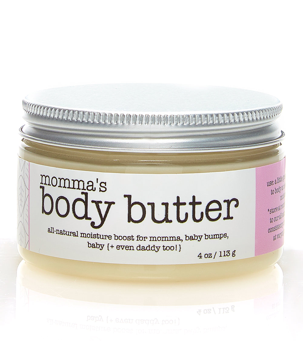 Momma's Body Butter by QC Naturals