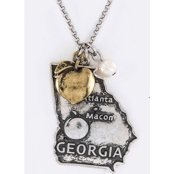 Georgia Mix Charm Necklace Set