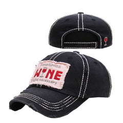 Sometimes Wine Black Hat